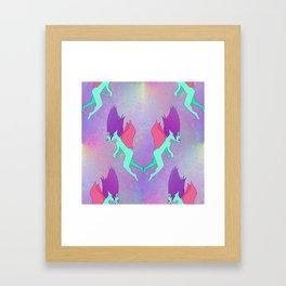 fairee paradise Framed Art Print