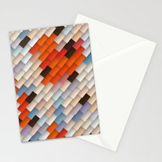 scales & shadows Stationery Cards