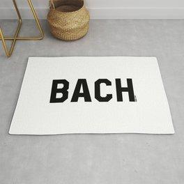 BACH _ EST1865_ Rug