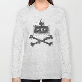 rock mixtape Long Sleeve T-shirt