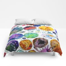 Mini Planets Comforters