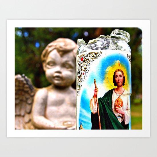 Saint Jude Art Print