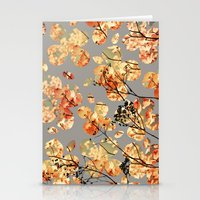 quilt Stationery Cards featuring Dogwood Quilt by Olivia Joy StClaire