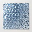 Blue Swirled Steel by roxygart