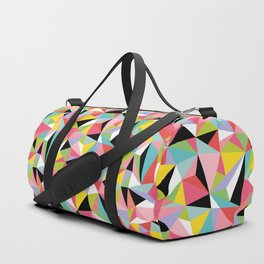 Geometric Jane Duffle Bag