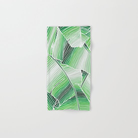 Foliage Hand & Bath Towel