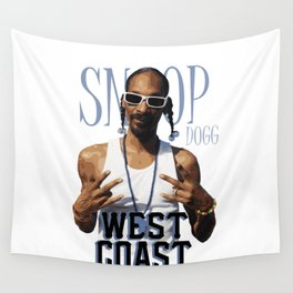 Snoop Dogg // West Coast Wall Tapestry