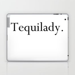 Tequilady Laptop & iPad Skin
