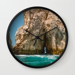 Cabo San Lucas XII Wall Clock