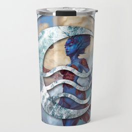 Kiora the waterbender Travel Mug