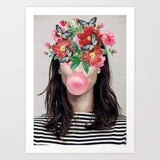 Inner beauty 2 Art Print