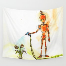 Orange Pours Some Sugar On It Wall Tapestry