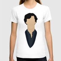 sherlock holmes T-shirts featuring Sherlock Holmes by trenzalords