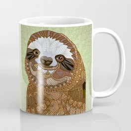 Smiling Sloth Coffee Mug