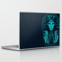 egypt Laptop & iPad Skins featuring Egypt by nicksimon