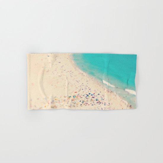 beach love III - Nazare Hand & Bath Towel