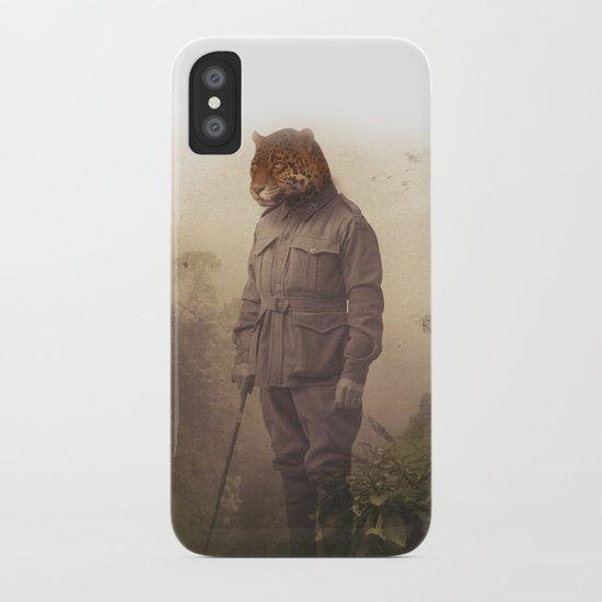 Jungle Jaguar iPhone Case