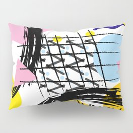 Compo nouvelle vague Pillow Sham