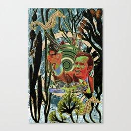 Target V04 - Damp Squib Canvas Print