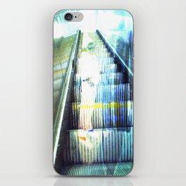 Light Escalator - Double Exposure iPhone Skin
