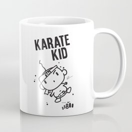 Karate Kid Coffee Mug