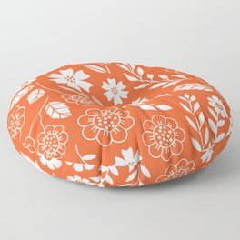 Summer field Floor Pillow