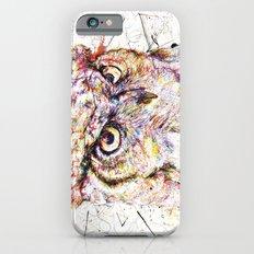 Owl // Ahmyo iPhone 6 Slim Case