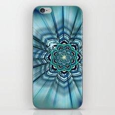 Lotus Mandala iPhone & iPod Skin