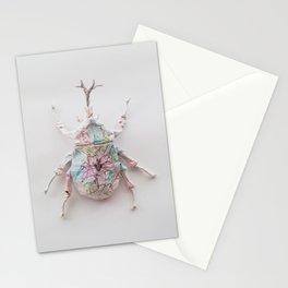 Allomyrina Lilium Stationery Cards