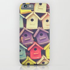 Birdhouses iPhone 6s Slim Case