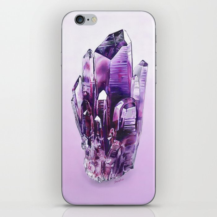 Amethyst iPhone Skin