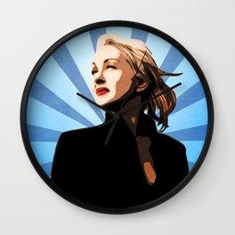 Cyndi Lauper - Pop Art Wall Clock