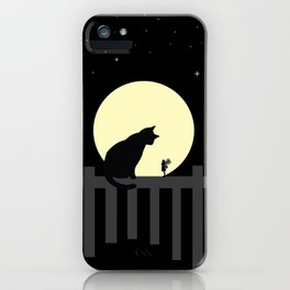 Encounters iPhone Case