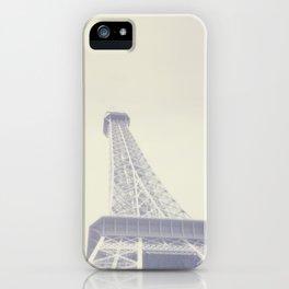 Paris, Je t'aime iPhone Case