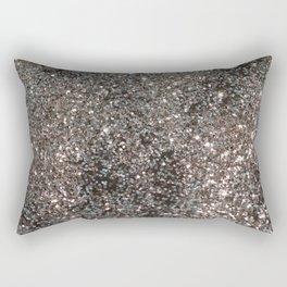 Silver Glitter #1 #decor #art #society6 Rectangular Pillow