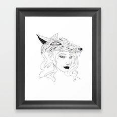 Remus, Where is Romulus? Framed Art Print