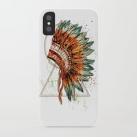 ethnic iPhone & iPod Cases featuring ethnic by limonlukusburnu