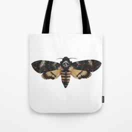 Moth of life Tote Bag