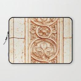 carved stonework Laptop Sleeve