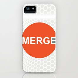 extremeconcrete tm iPhone Case