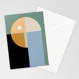 Contemporary 44 Stationery Cards
