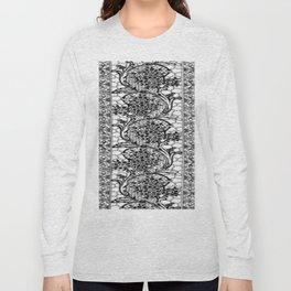 Vintage Lace Long Sleeve T-shirt