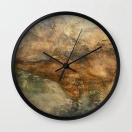 Throes Wall Clock