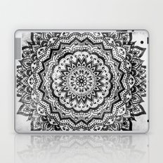 BLACK JEWEL MANDALA Laptop & iPad Skin