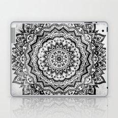 BLACK JEWEL MANDALA Laptop & iPad Skin