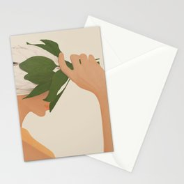 One with Nature Stationery Cards
