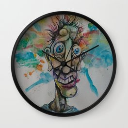 The Cosmic Derp Wall Clock