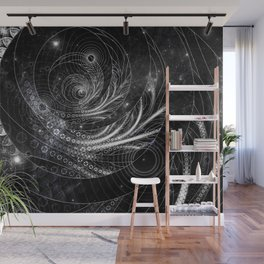 Cosmic Midnight - Mystery of the Onyx Wall Mural