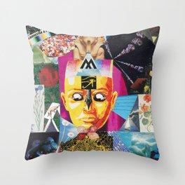 Higher Self Throw Pillow