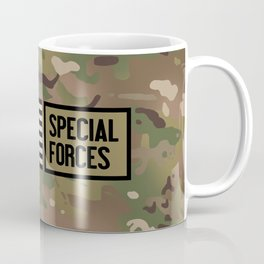 Special Forces (Camo) Coffee Mug